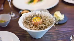 Coddled Egg Dabbous