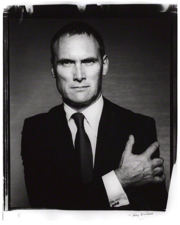 NPG x126300; A. A. Gill by Terry O'Neill